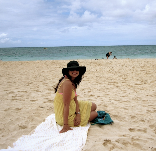A day on Lanikai Beach