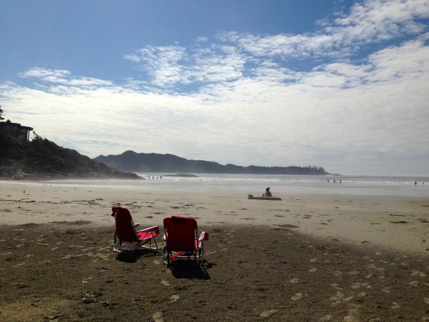 Seriously Big Beaches inTofino