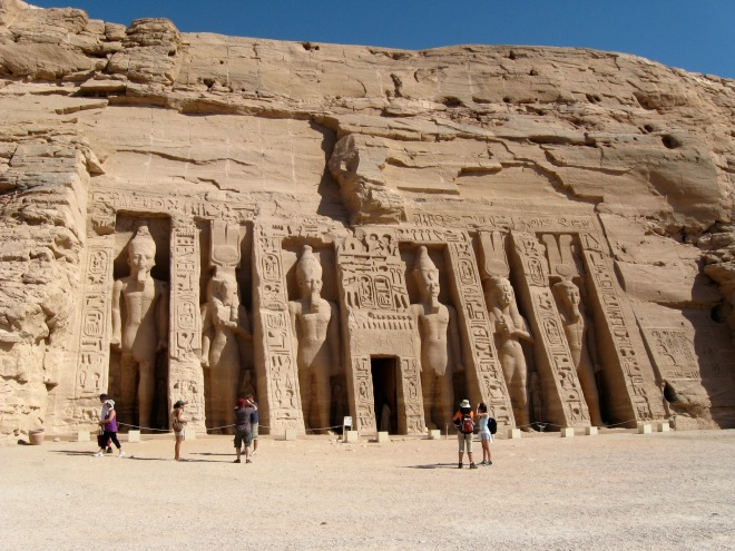 Queen Nefertari's Temple