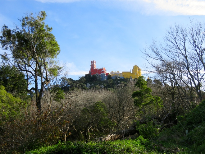 Pena National Palace!
