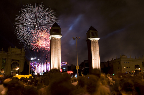 New Year's Eve: A Catalan Celebration!