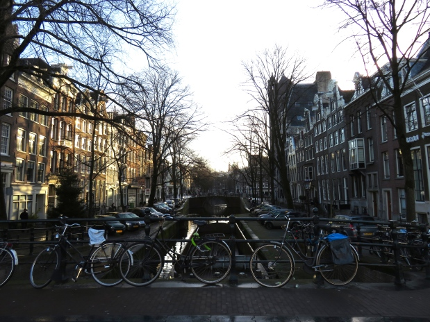 Photo Essay: 5 Hours in Amsterdam