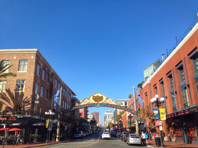 Gaslamp Quarter: The Historic Heart of San Diego