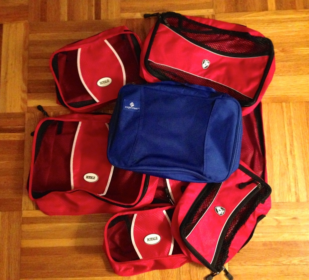 Everything you need to know about Packing Cubes
