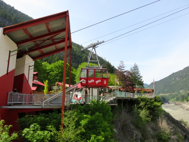 To Hell and Back: Flying over the FraserCanyon
