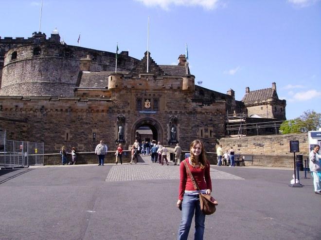 Visiting Edinburgh Castle