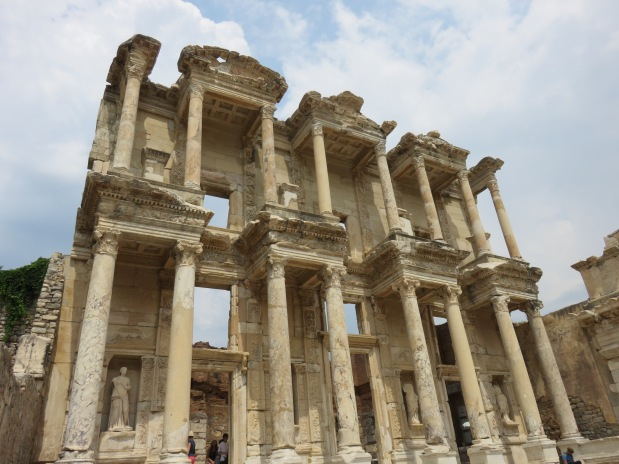 Ruined by the Ruins of Ancient Ephesus