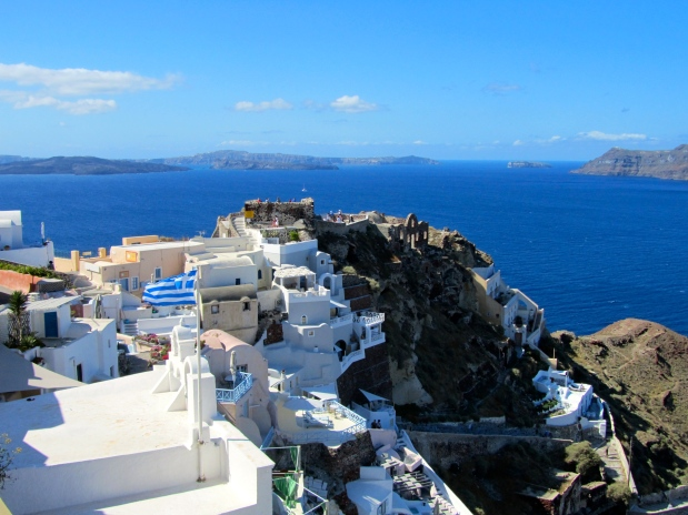 Everything they say about Santorini is True!