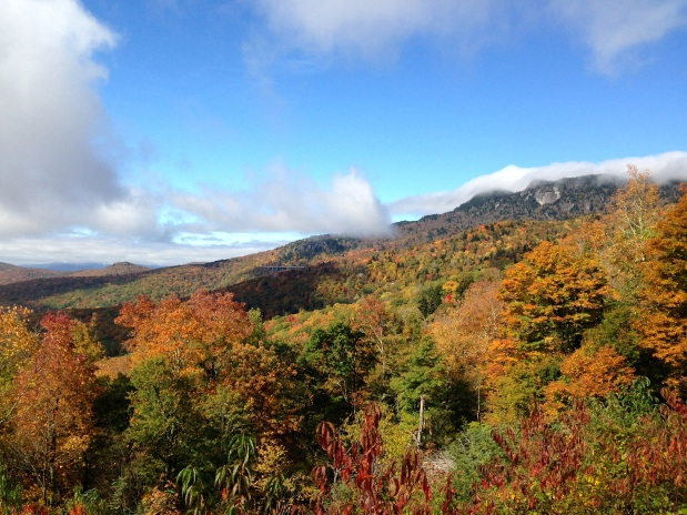 Hello Autumn: Hiking the Blue Ridge Parkway