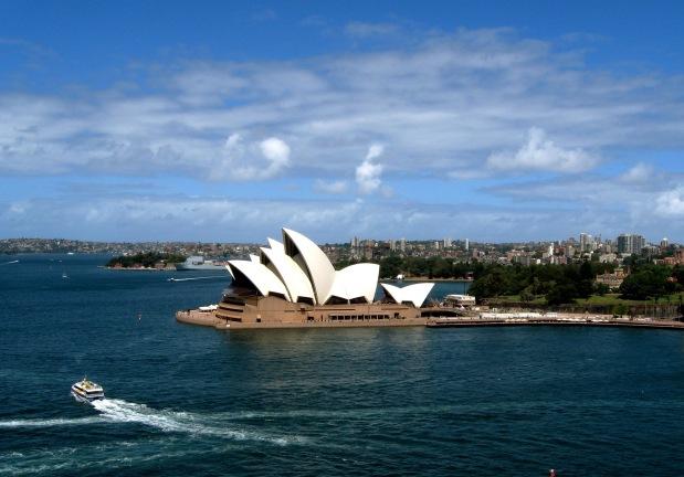 Departure Lounge: Australia