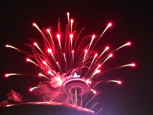 Hello Seattle, Hello 2016!
