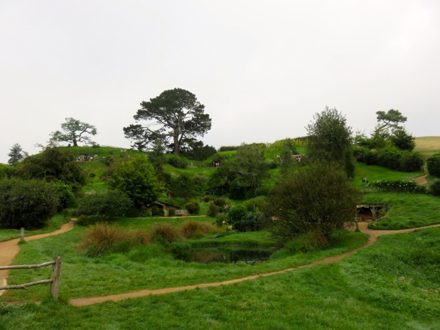 A Real Life Fairytale in Hobbiton